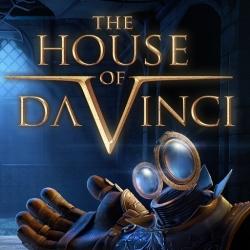 لوگو The House of Da Vinci
