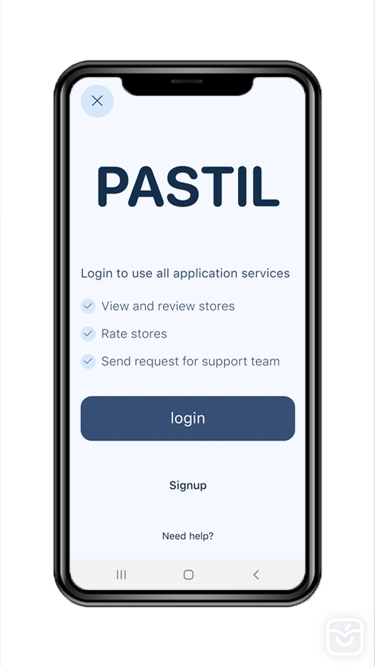 تصاویر پاستیل  Pastil