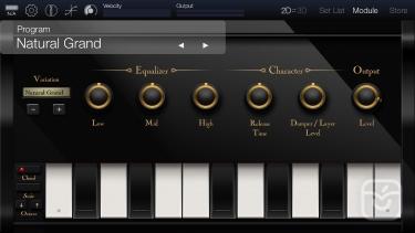 تصاویر KORG Module Pro