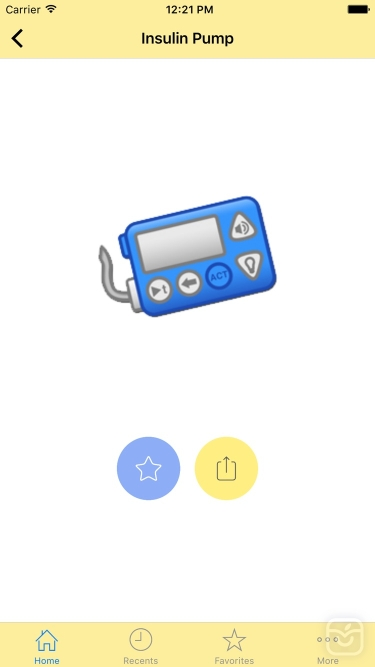 تصاویر Diabetes Emoticons