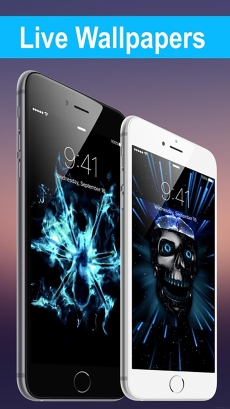 ThemeGear - Live Wallpapers