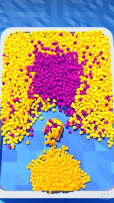 تصاویر Collect Cubes