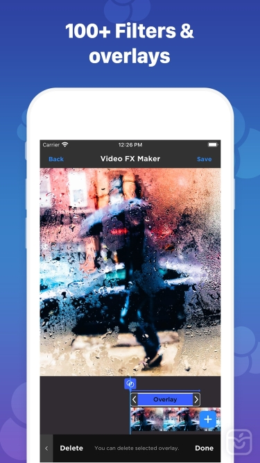 تصاویر Video FX: Movie Maker & Editor