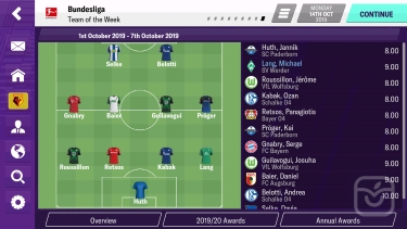 تصاویر Football Manager 2020 Mobile