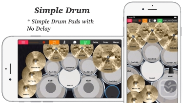 تصاویر Drum Set - Real Pad Machine HD