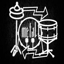لوگو Death Metal Drum Loops