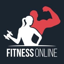 لوگو Workout app Fitness Online
