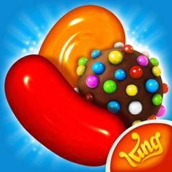 لوگو Candy Crush Saga