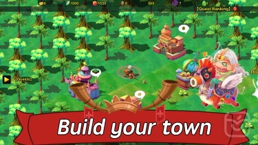 تصاویر Angel Town 6- dungeon RPG