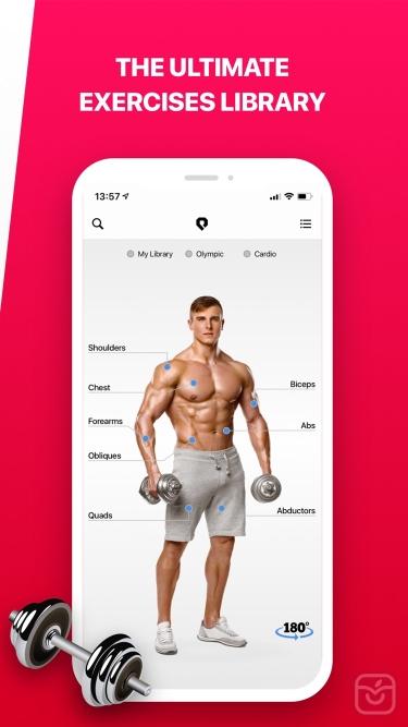 تصاویر Rockout - Workout Exercises