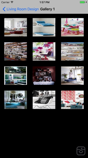 تصاویر Best Living Room Design