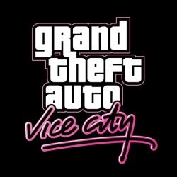 لوگو Grand Theft Auto: Vice City