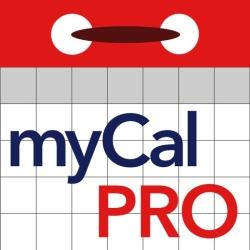 لوگو myCal PRO