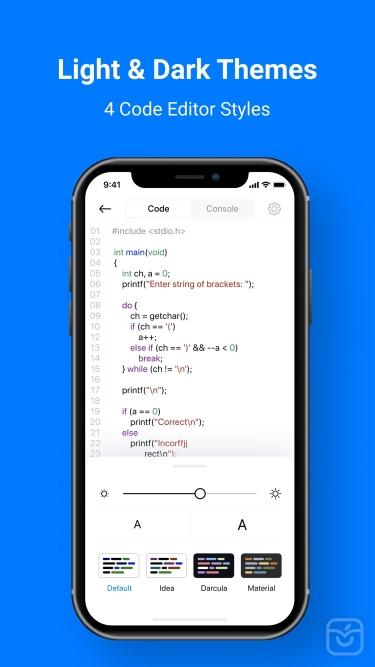 تصاویر Code Compiler, Programming