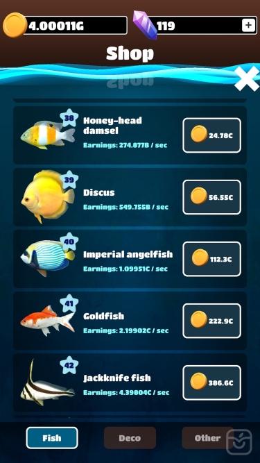 تصاویر Fish Farm Merge