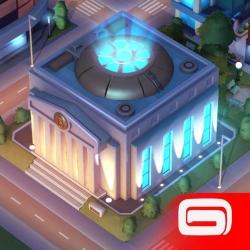 لوگو City Mania: Town Building Game