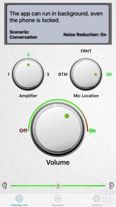 تصاویر Hearing Aid - Sound Amplifier