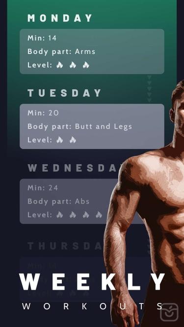 تصاویر 30 Day Fitness