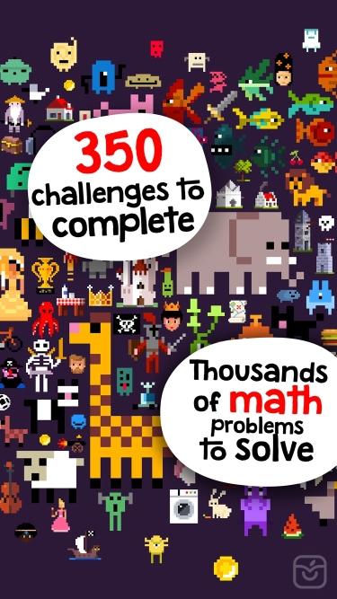 تصاویر   DragonBox Numbers