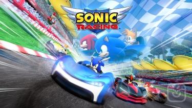 تصاویر Sonic Racing