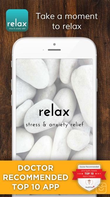 تصاویر Relax Lite: Stress and Anxiety Relief