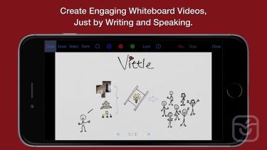 تصاویر Vittle Pocket - Screencast Video Maker