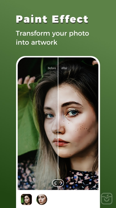 تصاویر Remini - AI Photo Enhancer