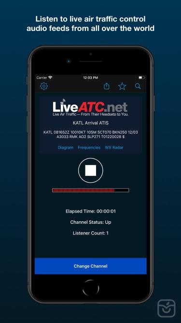 تصاویر LiveATC Air Radio
