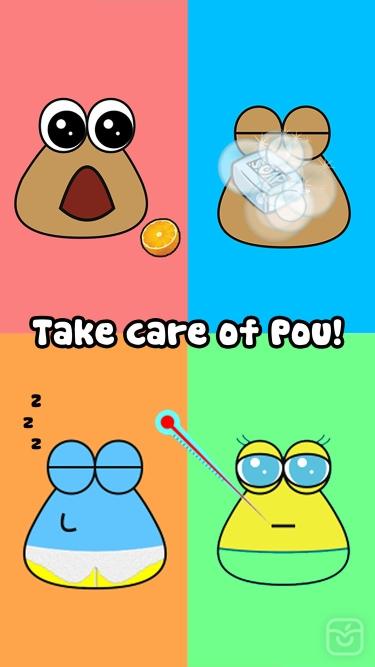 تصاویر Pou