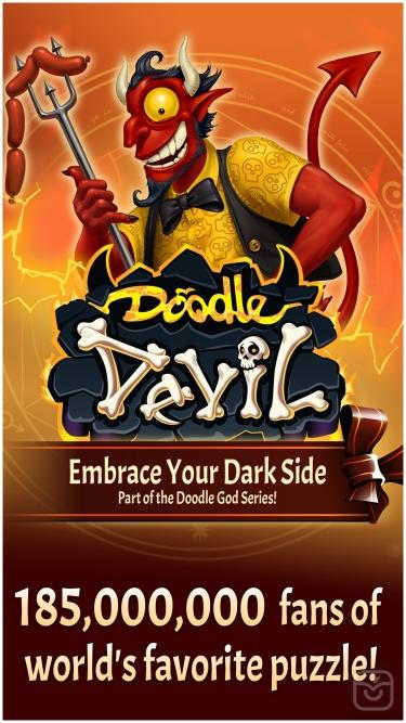 تصاویر   Doodle Devil
