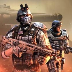 لوگو Modern Combat 5