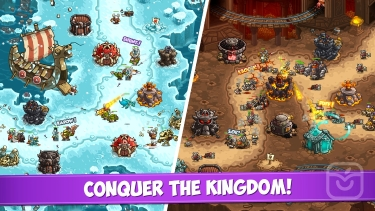 تصاویر Kingdom Rush Vengeance