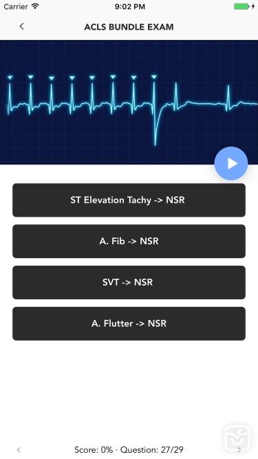تصاویر Instant ECG - Mastery of EKG