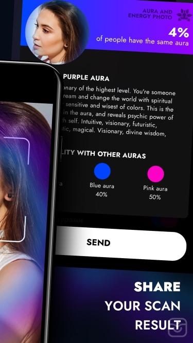 تصاویر Aura & Energy Detector with AI