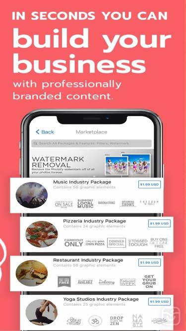 تصاویر Photofy Content Creation