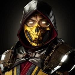 لوگو Mortal Kombat