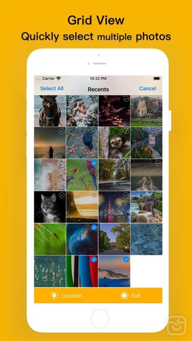 تصاویر Exif Viewer - Photo Metadata