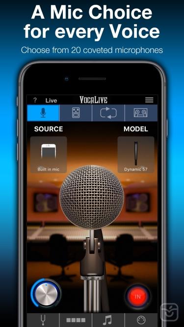 تصاویر VocaLive CS