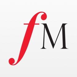 لوگو Classic FM