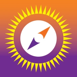 لوگو Sun Seeker - Tracker & Compass