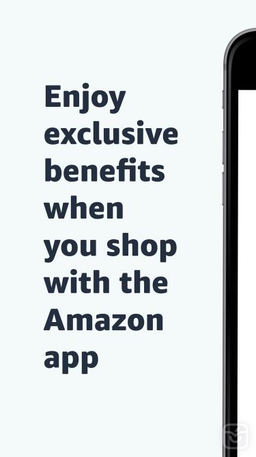 تصاویر Amazon Shopping