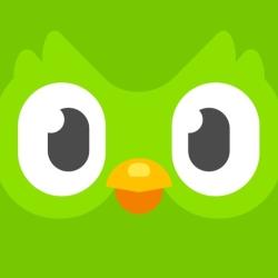لوگو Duolingo