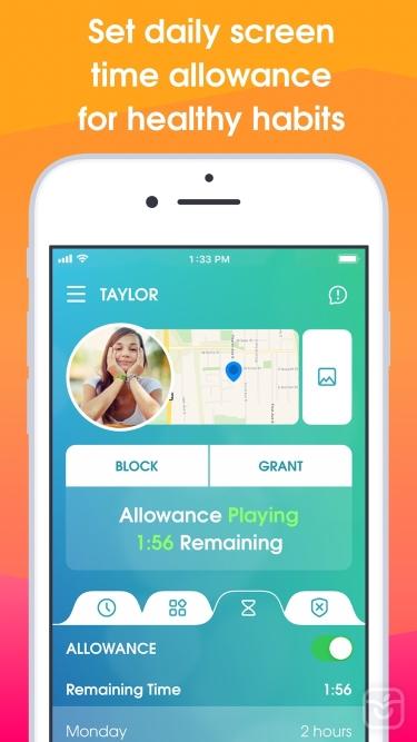 تصاویر Parental Control App - OurPact