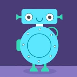 لوگو Little Robot Shapes and Colors