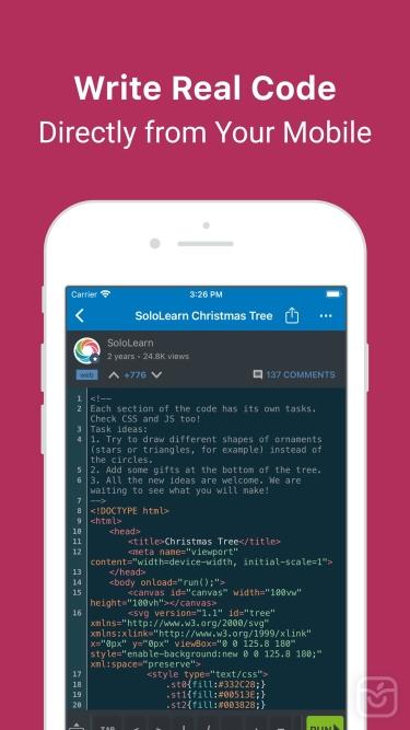 تصاویر SoloLearn: Learn to Code