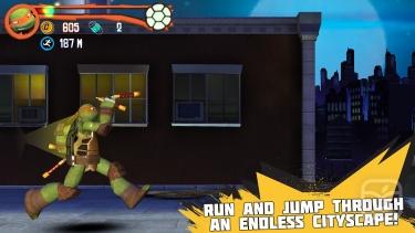 تصاویر Teenage Mutant Ninja Turtles: Rooftop Run