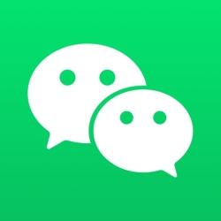 لوگو WeChat
