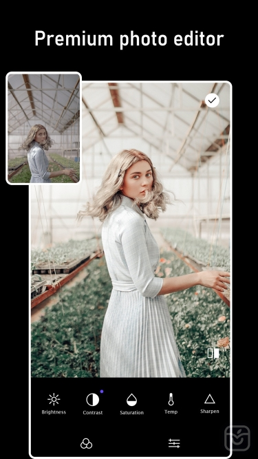 تصاویر Presets & Filters - Koloro ++