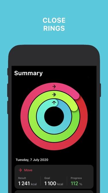 تصاویر Activity Tracker+
