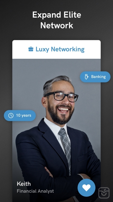 تصاویر Luxy PRO: Selective Dating